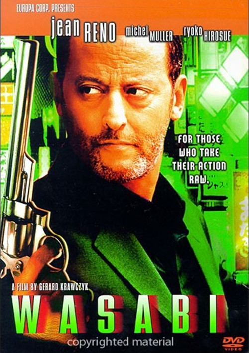 Wasabi (DVD 2001) | DVD Empire