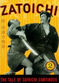 Zatoichi: Blind Swordsman 2 - The Tale Of Zatoichi Continues Movie