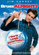 Bruce Almighty (Widescreen) Movie