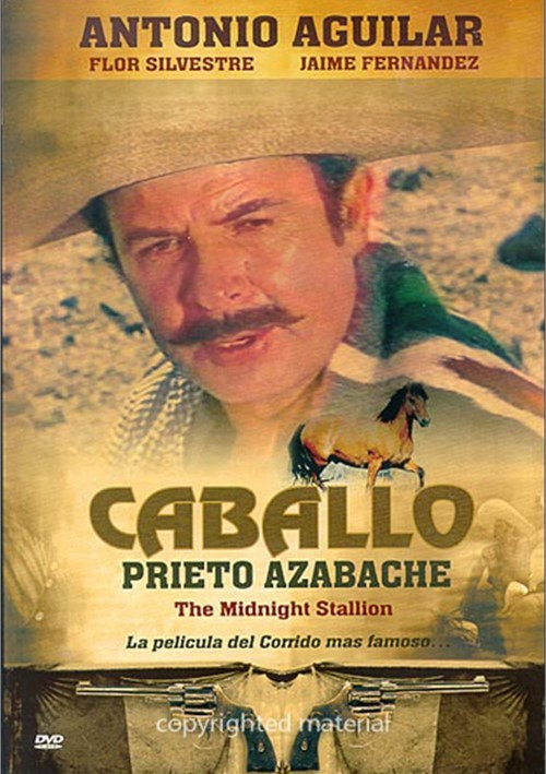Caballo Prieto (The Midnight Stallion) Movie