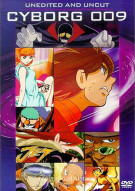 Cyborg 009: Unedited and Uncut (2 discs) Movie