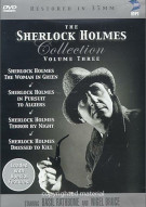 Sherlock Holmes Collection, The: Volume Three Movie