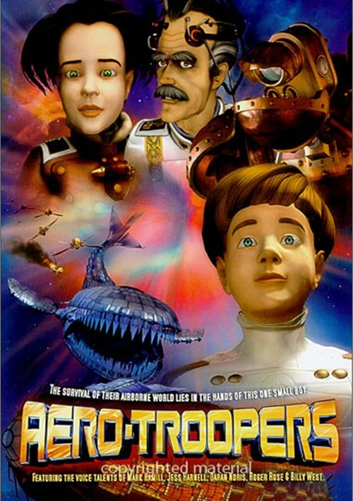 Aero-Troopers Movie