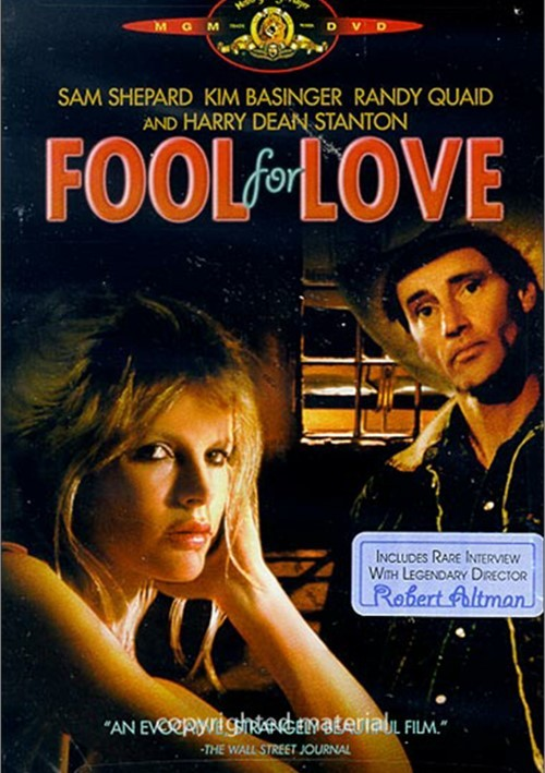Fool For Love Movie