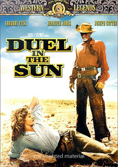 Duel In The Sun (MGM) Movie