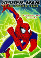 Spider-Man: The New Animated Series - High-Voltage Villains Movie