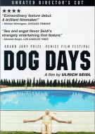 Dog Days: Unrated Directors Cut Movie