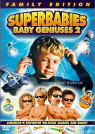 Superbabies: Baby Geniuses 2  - Family Edition Movie