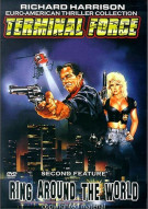 Euro-American Thriller Collection: Terminal  / Ring Around The World Movie