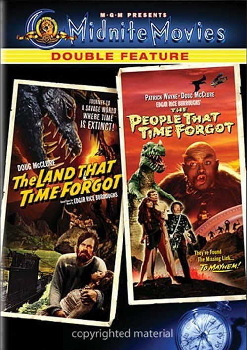 Land That Time Forgot / People That Time Forgot (Double Feature) Movie