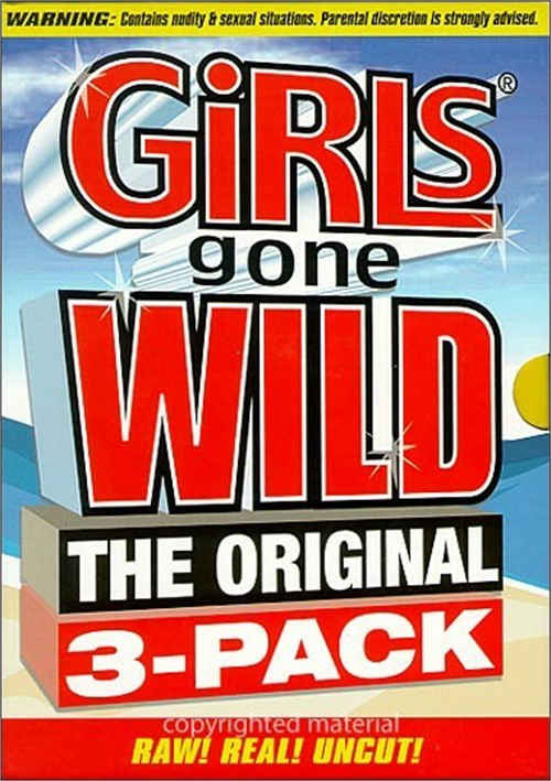Girls Gone Wild: The Original 3 Pack Movie