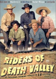 Riders Of Death Valley Movie