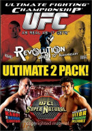 UFC 2 Pack: UFC 45 & 46 Movie