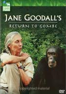 Jane Goodalls Return To Gombe Movie