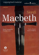 Verdi: Macbeth Movie