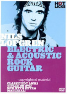 Nils Lofgren: Electric & Acoustic Guitar Movie