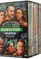 Survivor 4 Pack Movie