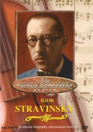 Famous Composers: Igor Stravinsky Movie