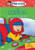 Caillou: Caillou, The Everyday Hero Movie