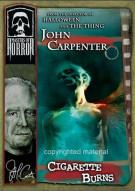 Masters Of Horror 2 Pack: Stuart Gordon - Dreams In The Witch-House / John Carpenter - Cigarette Burns Movie