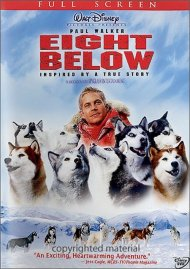 Eight Below (Fullscreen) Movie