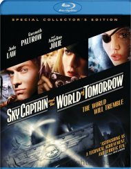 Sky Captain And The World Of Tomorrow Blu-ray