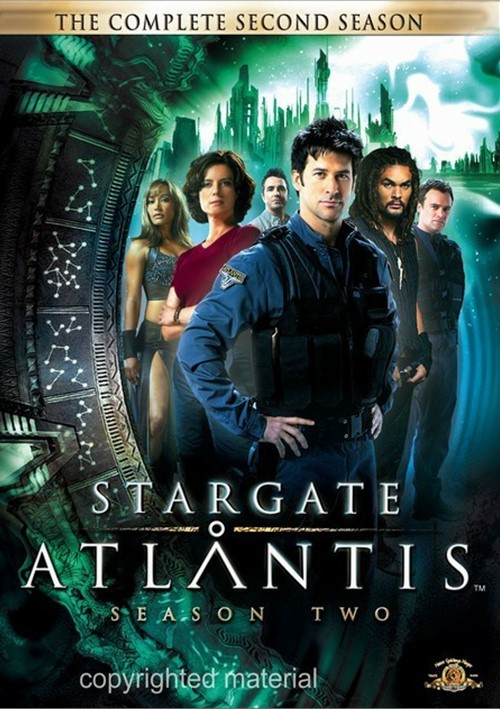 Stargate Atlantis: Complete 2nd Season Movie