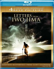 Letters From Iwo Jima Blu-ray