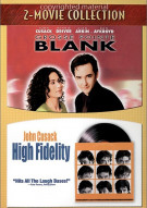 Gross Pointe Blank / High Fidelity (Double Feature) Movie