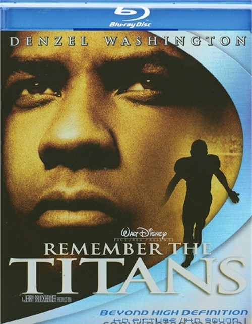 Remember The Titans Blu-ray