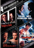 4 Film Favorites: Sylvester Stallone Movie