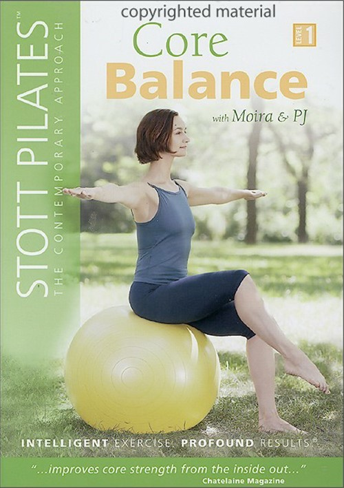 Stott Pilates: Core Balance Movie