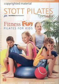 Stott Pilates: Fitness Fun Pilates for Kids Movie