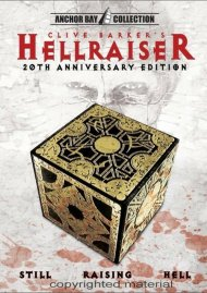 Hellraiser: 20th Anniversary Edition Movie