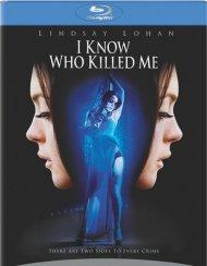 I Know Who Killed Me Blu-ray
