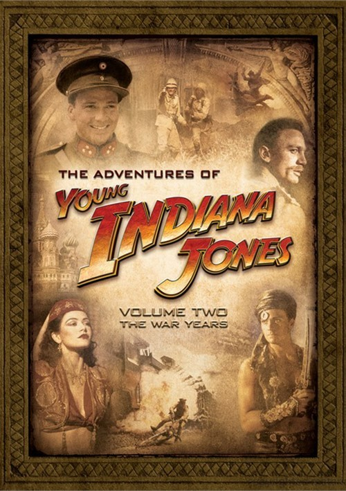 adventures of young indiana jones the volume two dvd