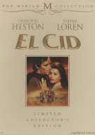 El Cid: 2 Disc Limited Collectors Edition Movie