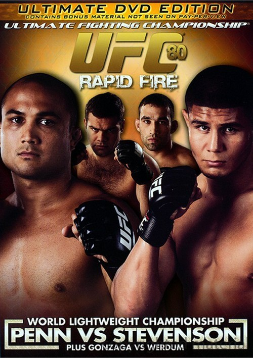UFC 80: Rapid Fire Movie