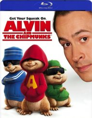 Alvin And The Chipmunks Blu-ray