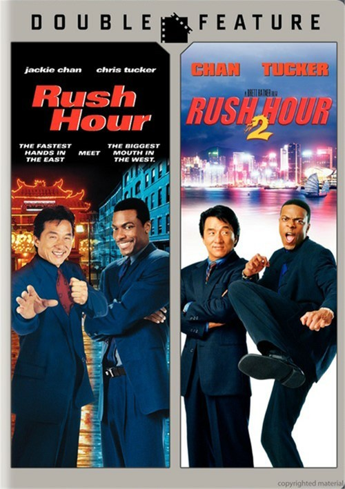Rush Hour / Rush Hour 2 (Double Feature) Movie