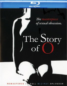 Story Of O, The Blu-ray