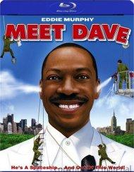Meet Dave Blu-ray