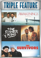 Awakenings / The Fisher King / The Survivors (3 pack) Movie