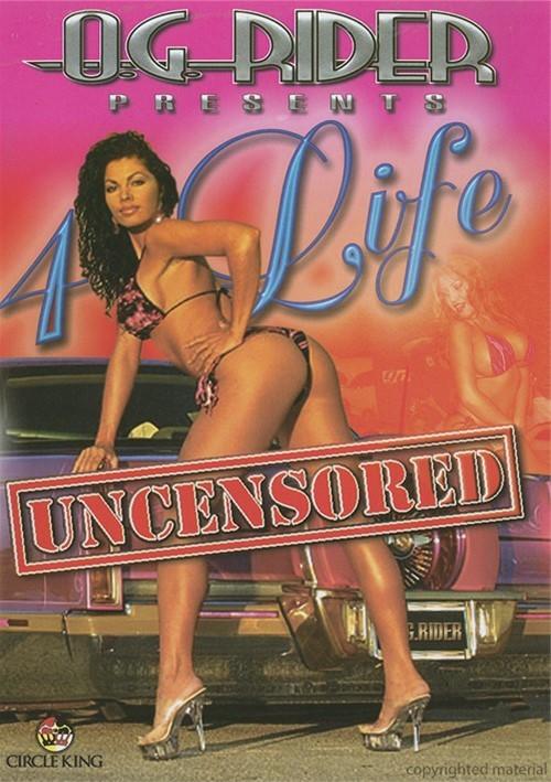 O.G. Rider: 4 Life - Uncensored Movie