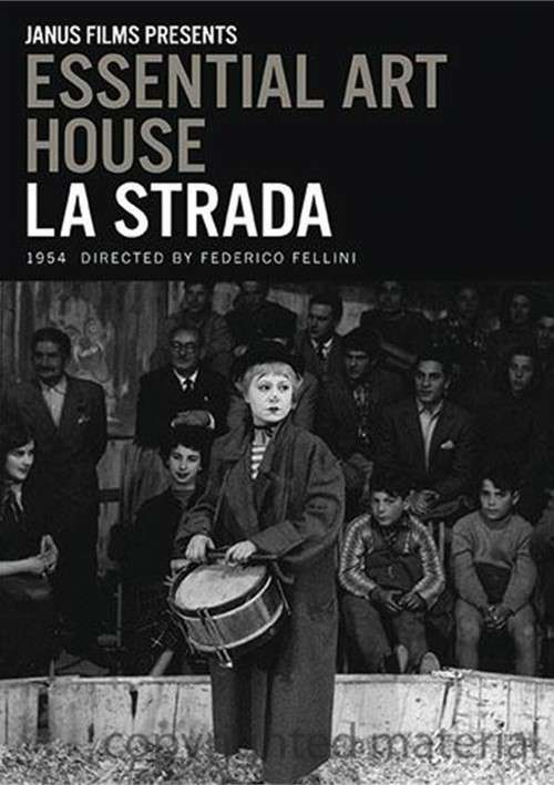 La Strada: Essential Art House Movie