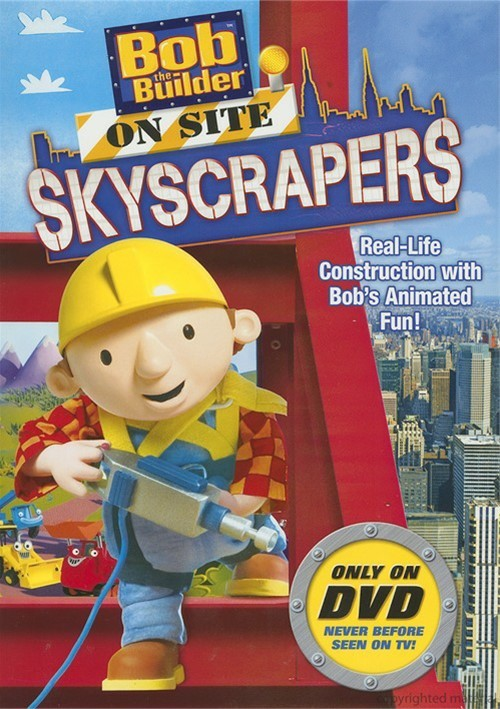 Bob The Builder: On Site - Skyscrapers Movie