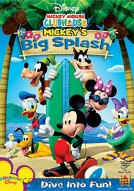 Mickey Mouse Clubhouse: Mickeys Big Splash Movie