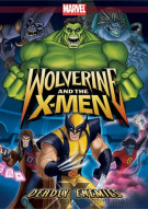 Wolverine And The X-Men: Deadly Enemies Movie