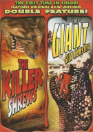 Killer Shrews, The / The Giant Gila Monster (Double Feature) Movie