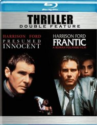Presumed Innocent / Frantic (Double Feature) Blu-ray